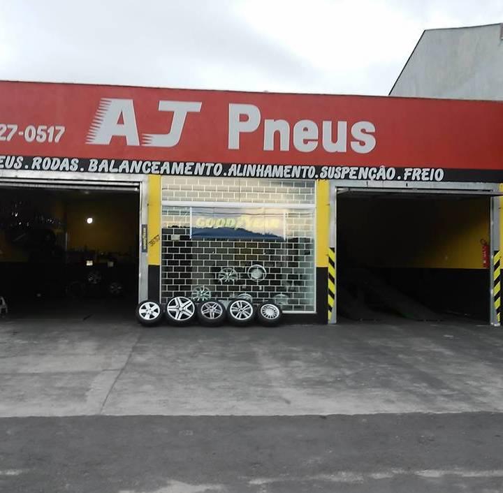 AJ Pneus